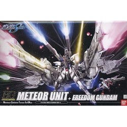 1/144 HG SEED K16 Meteor Unit and...