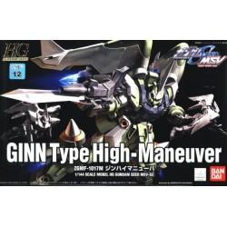 1/144 HG MSV K03 Ginn Type...