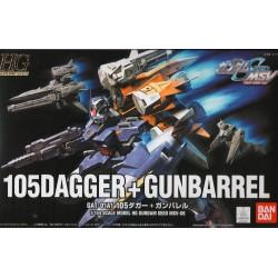 1/144 HG MSV K06 105Dagger +...