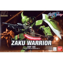 1/144 HG SEED K18 Zaku Warrior