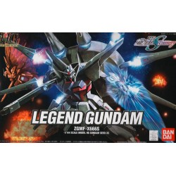 1/144 HG SEED K35 Legend Gundam