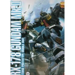 1/100 MG Gundam MkII RX-178...