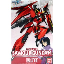 1/100 SDEST K14 Saviour Gundam...