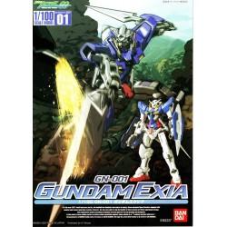 1/100 00 K01 Gundam Exia