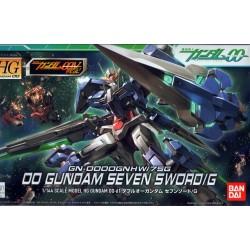 1/144 HG 00 K61 00 Gundam Seven...