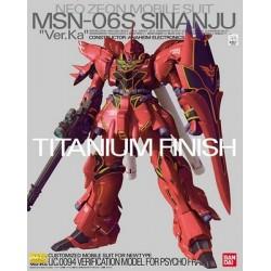 1/100 MG Sinanju MSN-06S Ver.Ka...