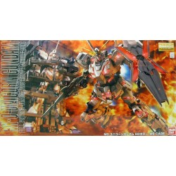 1/100 MG Unicorn Gundam RX-0 with...