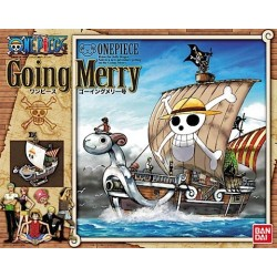 Going Merry One Piece Ship Hobby Kit
