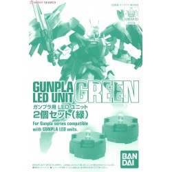 Gundam Green LED Set (2-pack)