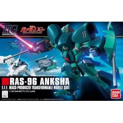 1/144 HG UC K141 Anksha RAS-96