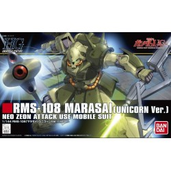 1/144 HG UC K138 Marasai Unicorn Ver