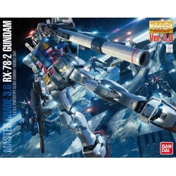 1/100 MG RX-78-2 Gundam Ver.3.0