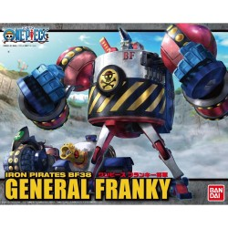 One Piece General Franky Plastic...