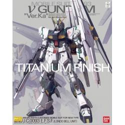 1/100 MG RX-93 Nu Gundam Ver.Ka...