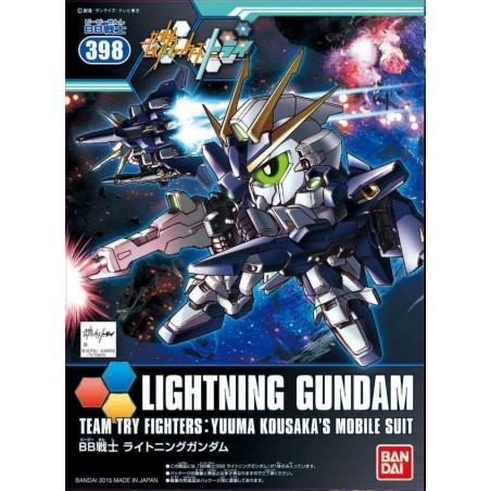 BB398 GBF Lightning Gundam