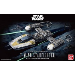 1/72 SW4 Y-Wing Starfighter Star...
