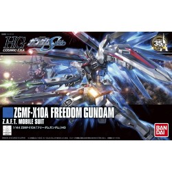 1/144 HG UC K192 Freedom Gundam