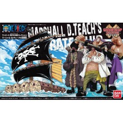 One Piece GSC K11 Marshall D...