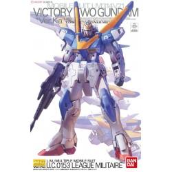 1/100 MG V2 Victory Two Gundam...