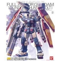 1/100 MG Full Armor Gundam...