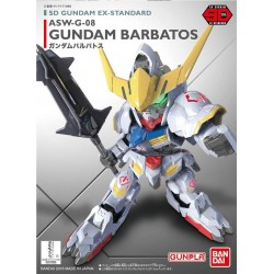SDEX K010 Barbatos Gundam