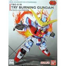 SDEX K11 Try Burning Gundam