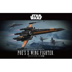 1/72 SW8 X-Wing Fighter Poe Star...