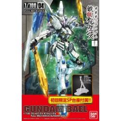 1/100 FM IBO K04 Gundam Bael Full...