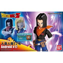 DBZ FRS Android 17 Figure-Rise...