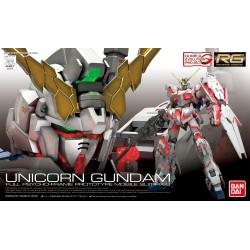 1/144 RG K25 Unicorn Gundam RX-0