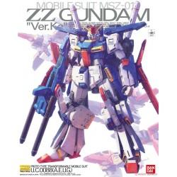 1/100 MG ZZ Gundam Ver Ka