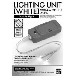 Lighting Unit White Double LED...