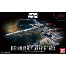 1/72 SW8 X-Wing Fighter Blue...