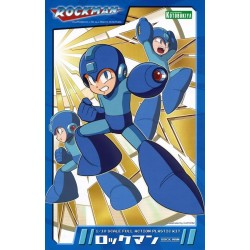Rockman Megaman Plastic Model Kit
