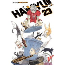 Haikyu!! V23