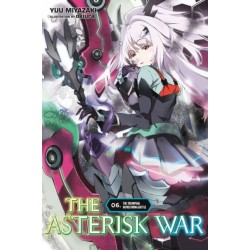 Asterisk War Novel V06 The...