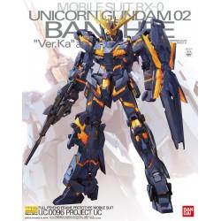 1/100 MG Unicorn Banshee Gundam...