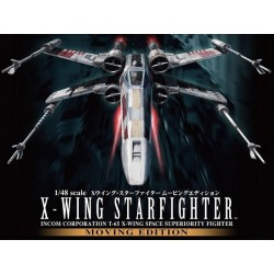 1/48 SW4 X-Wing Starfighter...