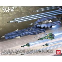 1/1000 Yamato UNCF AAA-3 Apollo...