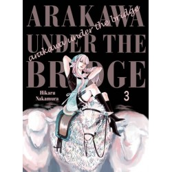 Arakawa Under the Bridge V03