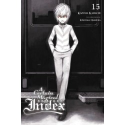 Certain Magical Index Novel V15