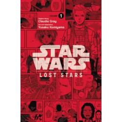 Star Wars Lost Stars V01