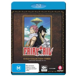 Fairy Tail Guild Collection 3...