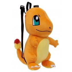 Pokemon Charmander Plush Backpack