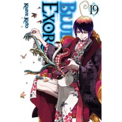 Blue Exorcist V19