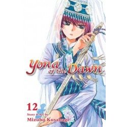 Yona of the Dawn V12