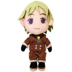 Last Exile Clause Plush