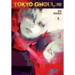 Tokyo Ghoul:Re V05