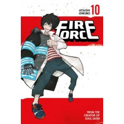Fire Force V10
