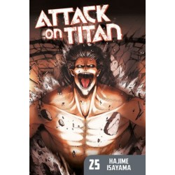 Attack on Titan V25